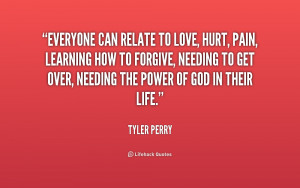 Tyler Perry Quotes About Relationships
