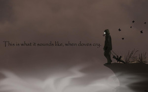 Dark - Quote Mask Gas Mask Wallpaper