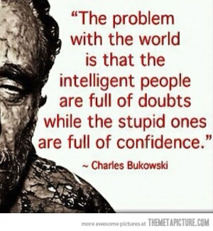 Funny photos funny quote smart dumb people
