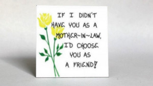 Mother In Law Quotes http://www.etsy.com/listing/94900311/mother ...