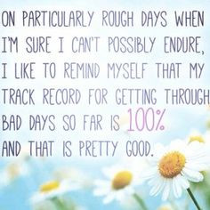 Rough Day Quotes