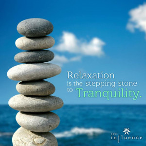 Spa Influence- Wellness Quotes