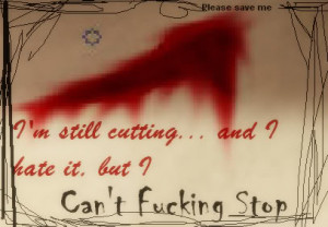 emo cutting