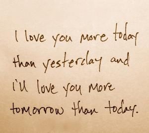 Love Note wallpaper