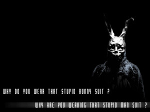 Donnie Darko Quotes HD Wallpaper 23