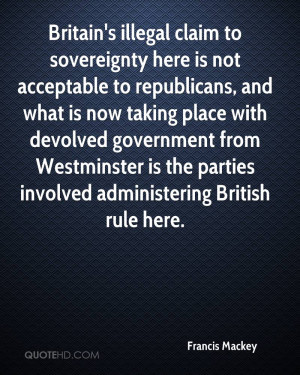 Britain's illegal claim to sovereignty here is not acceptable to ...