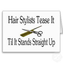 Funny Hair Salon Quotes