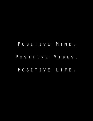 positive life quote $ 15 00 positive mind positive vibes positive life ...