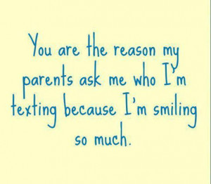 Hate My Parents Quotes You are the reason my parents