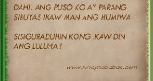 Tagalog Quotes Patama Sa Malalandi Banat Comments picture