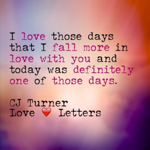Love letters love quotes original love Quotes by CJ Turner