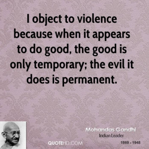 Mahatma Gandhi Leadership Quotes
