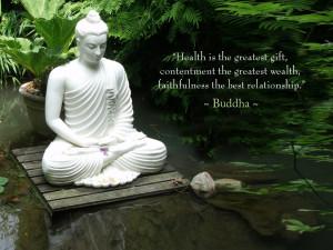 Buddhist Buddhist sayings