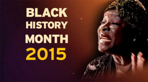 Black History Month Home