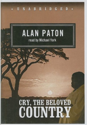 A theme of corruption in cry the beloved country