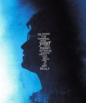 Harry potter, quotes, sayings, real, life, best, quote