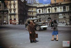Naples Italy World War 2