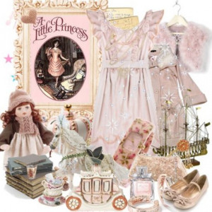 The little princess book pictures 4