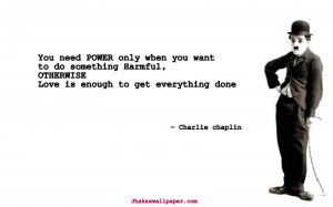 Charlie Chaplin Quotes Wallpapers