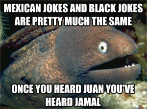 Racist jokes.. Funny ANimal Picture