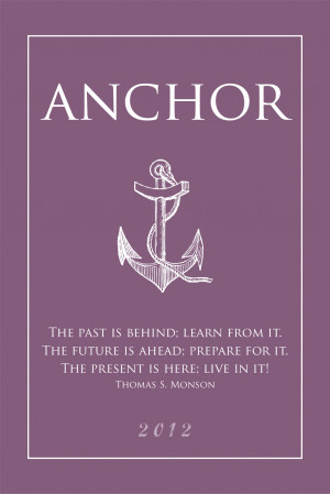 Anchor Quotes About Life...