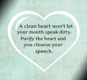 Quotes From The Heart Speaking Quotesgram