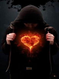 Burning Love Wallpaper