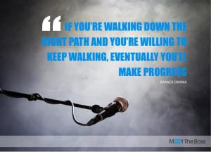 Barack Obama #Quote #Success