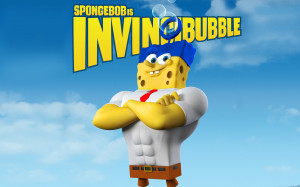 Movie Poster Sponge Out Of Water 2015 3d Animated Picnations