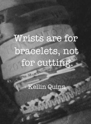 cut wrists quotes