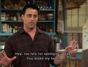 Pin by Ashley Price on kylas face | Joey tribbiani quotes