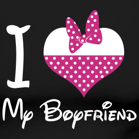Design ~ I LOVE My BoyFriend (M)