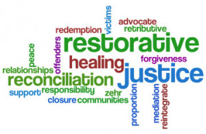 restorative justice is a biblically based view of criminal justice ...