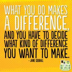 ... org #FairTrade #BeFair #inspirational #inspirationalquote #quote More