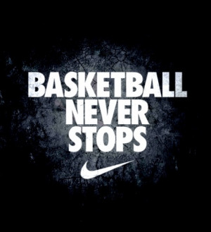 athlete, basketball, nike, quotes, saying, sports ...