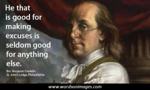 Ben Franklin Masonic Quotes