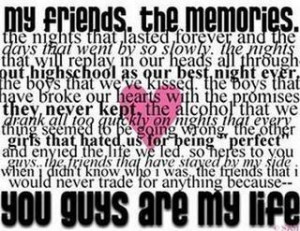 All Graphics » i love my friends qoutes