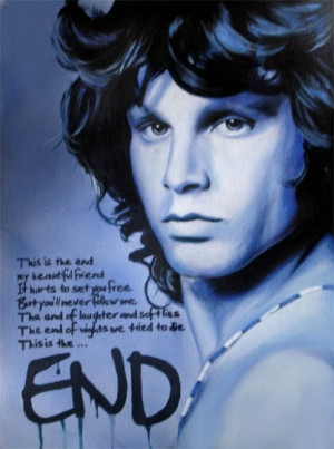 All Graphics » jim morrison the doors quote