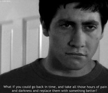 Jake Gyllenhaal Donnie Darko Quotes