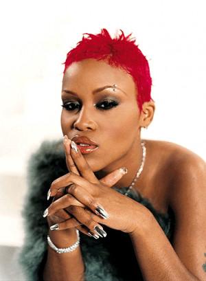 Eve (rapper) - Rapper eve