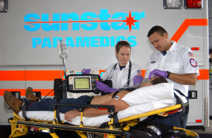 Volunteer At The Emergency Medical Service , US
