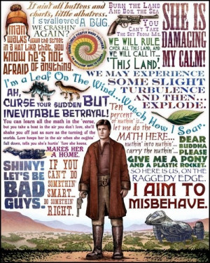 Cool Quote Art Pays Tribute to 'Firefly,' 'Lebowski ...