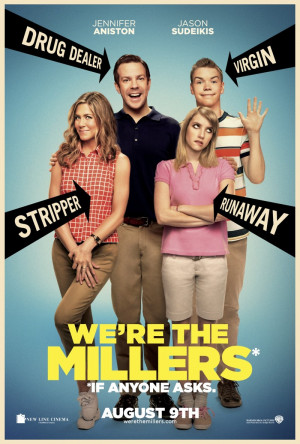we re the millers 2013 blu ray dvd release date november 19 2013 1 2 3 ...