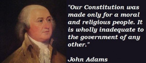 25 Favorite John Adams Quotes