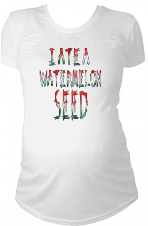 Ate Watermelon Seed Funny...