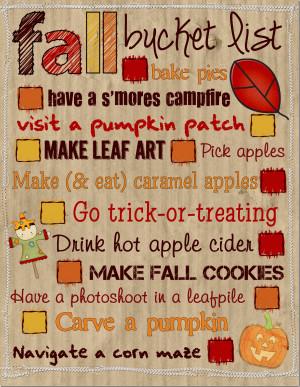 Cute Autumn Sayings Fall-bucket-list-mine-downl