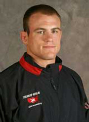 ... cael sanderson is a college wrestling coach current head wrestling