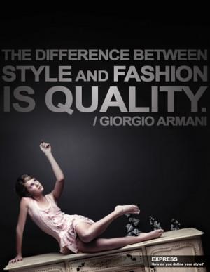 Labels: Fashion Qoute