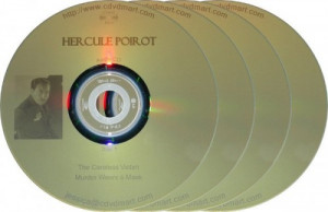 Agatha Christie Hercule Poirot Collection Old Time Radio Shows OTR