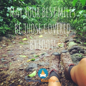 hiking... how far can you go? How far would you like to go? #hiking ...